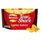 Walkers Tear & Share Lightly Salted Crisps 150g